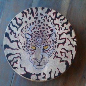 Tambor Chamanico Jaguar
